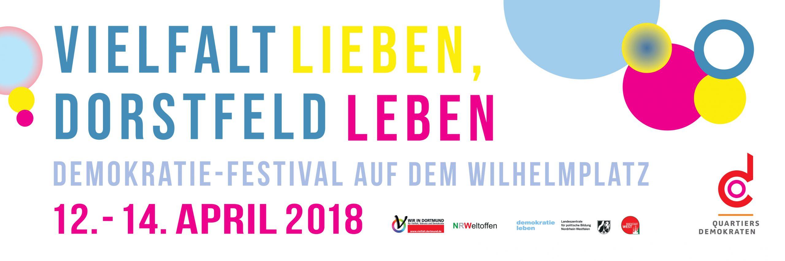 Festival: Vielfalt lieben, Dorstfeld leben!