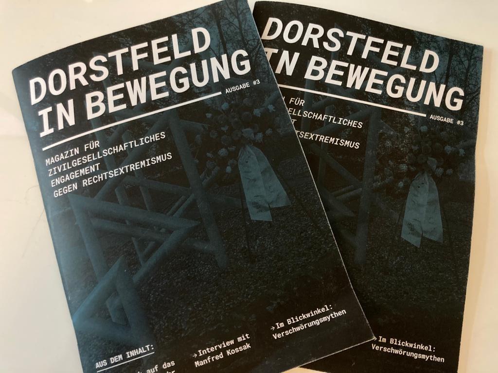 Dritte Ausgabe von Dorstfeld in Bewegung veröffentlicht